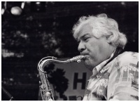 Wilson de Oliveira - Saxophon 1
